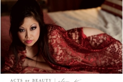 Edmonton Makeup Artsit for Boudoir Photography 16